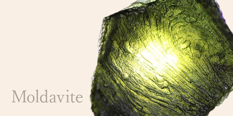 モルダバイト原石のカテゴリ画像